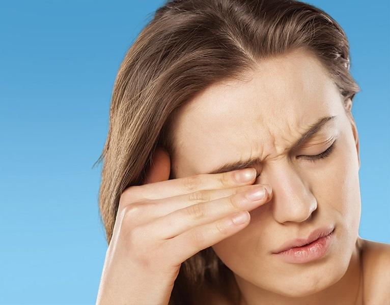allergik konyunktivitin əlamətləri