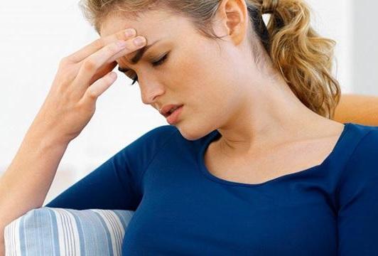 Hipomenstrual sindromun əlamətləri