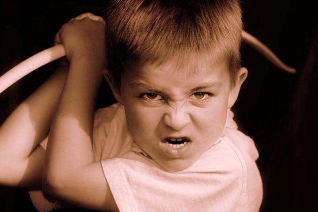 uşaqların aqressiv davranışlarının səbəbləri