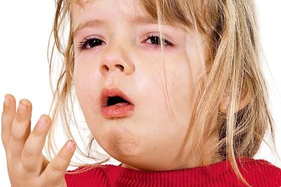 uşaqlarda bronxit